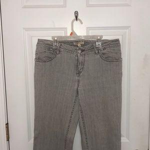 Light grey CAbi jeans